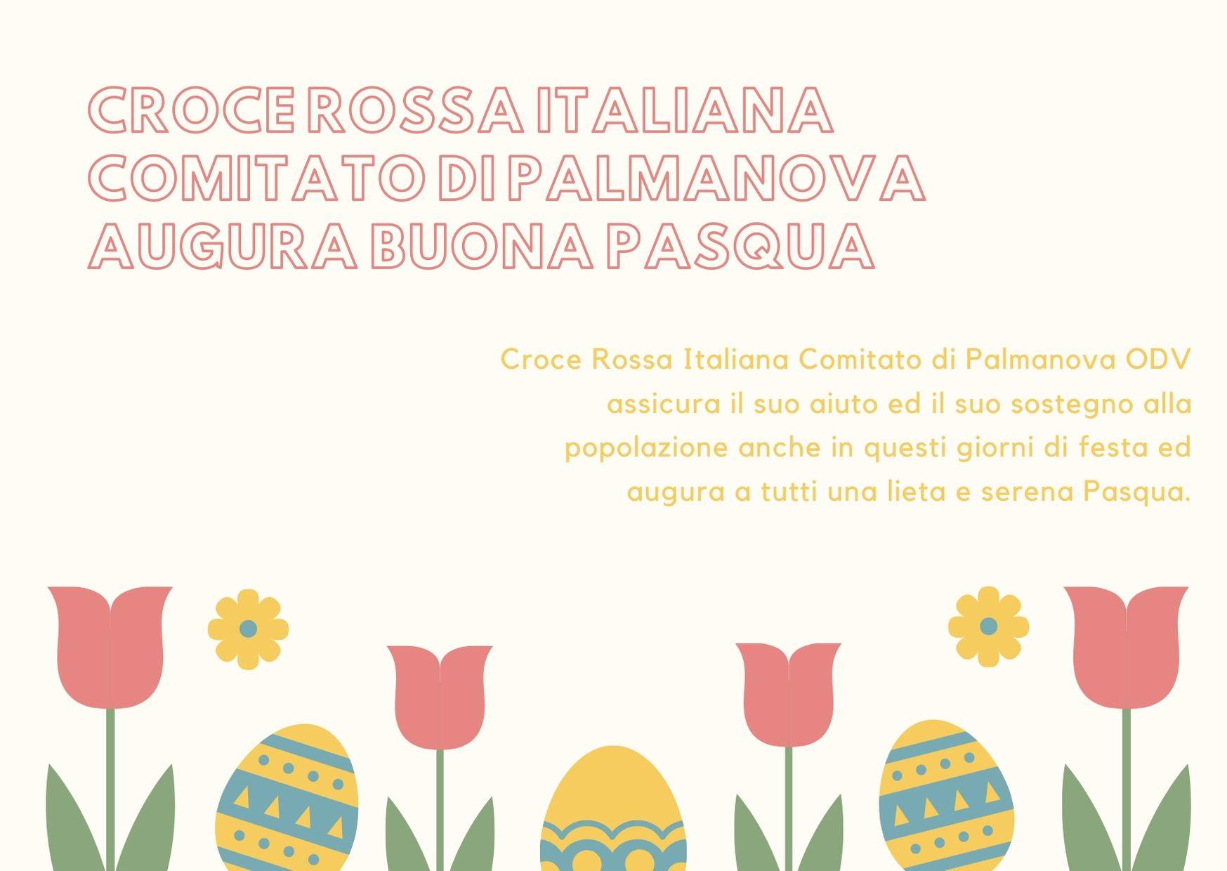 Auguri Pasqua 2020