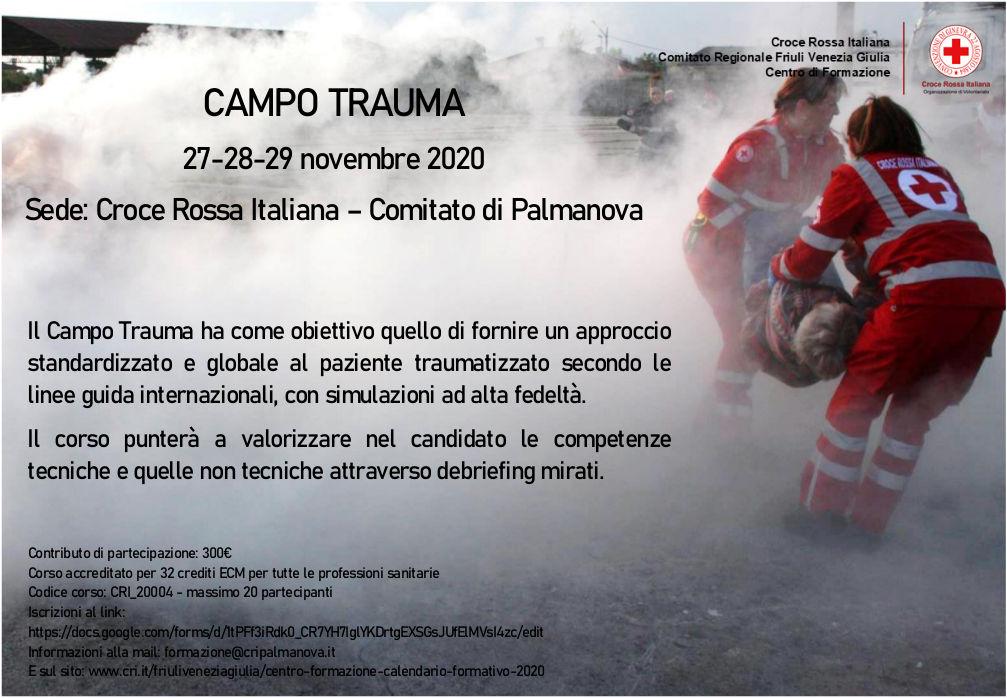 Campo Trauma 2020